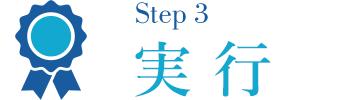 Step 3 実行